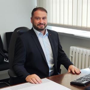 Amtsdirektor Ruhland Christian Konzack