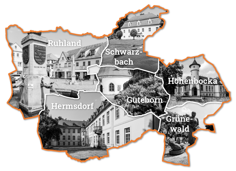 Plangebiet Amt Ruhland